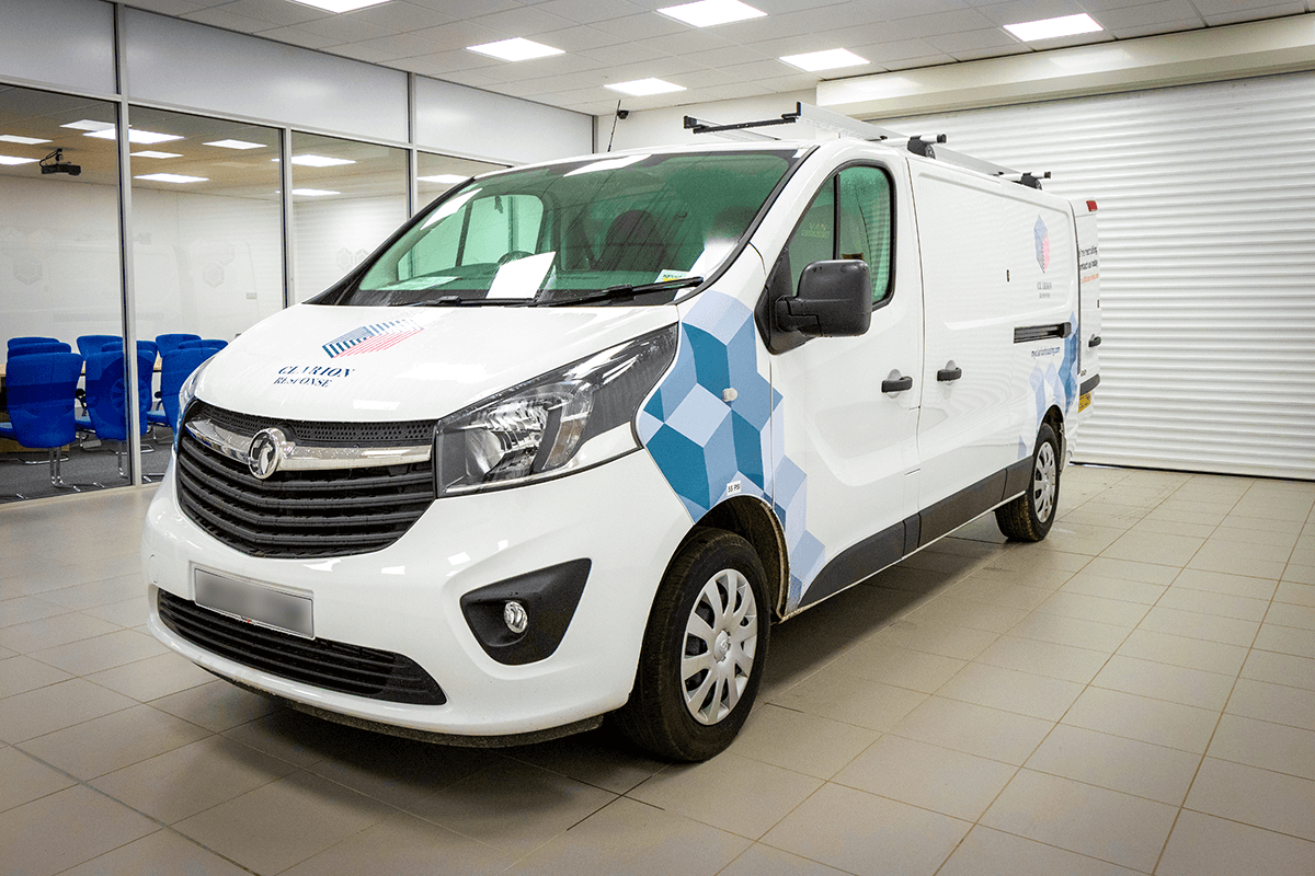 Commercial vehicle conversions