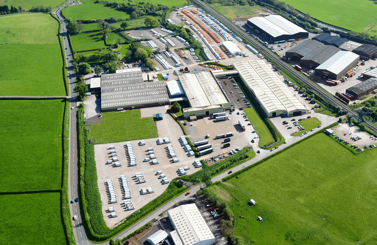 Bri-Stor Vehicle Conversions Factory