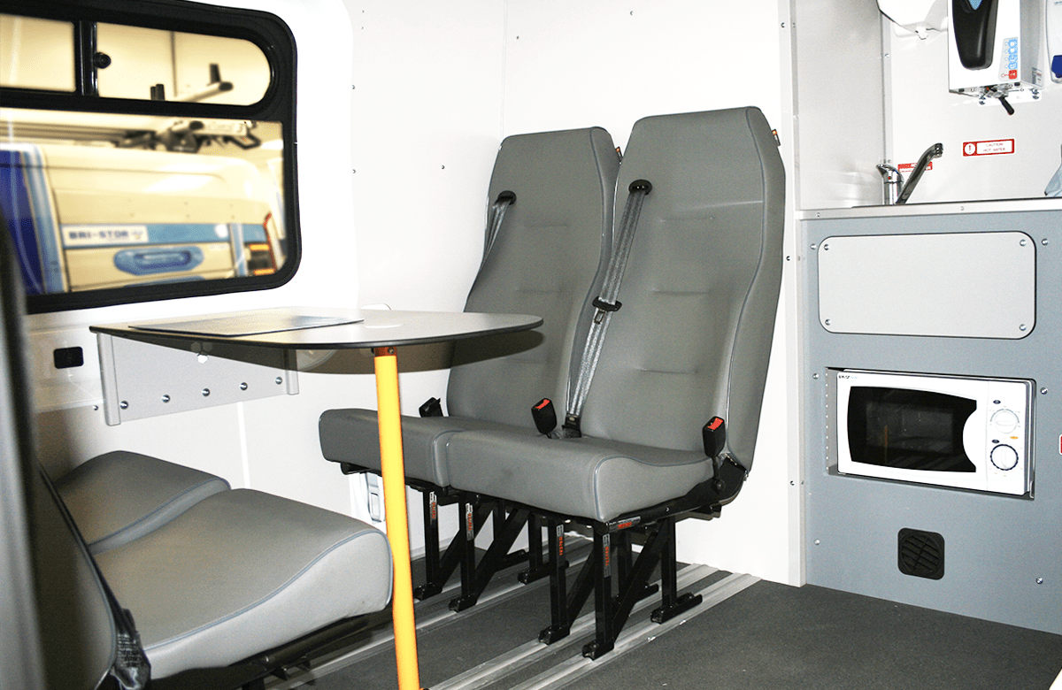 Welfare van conversions