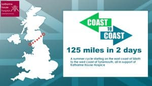 Coast to coast charity event