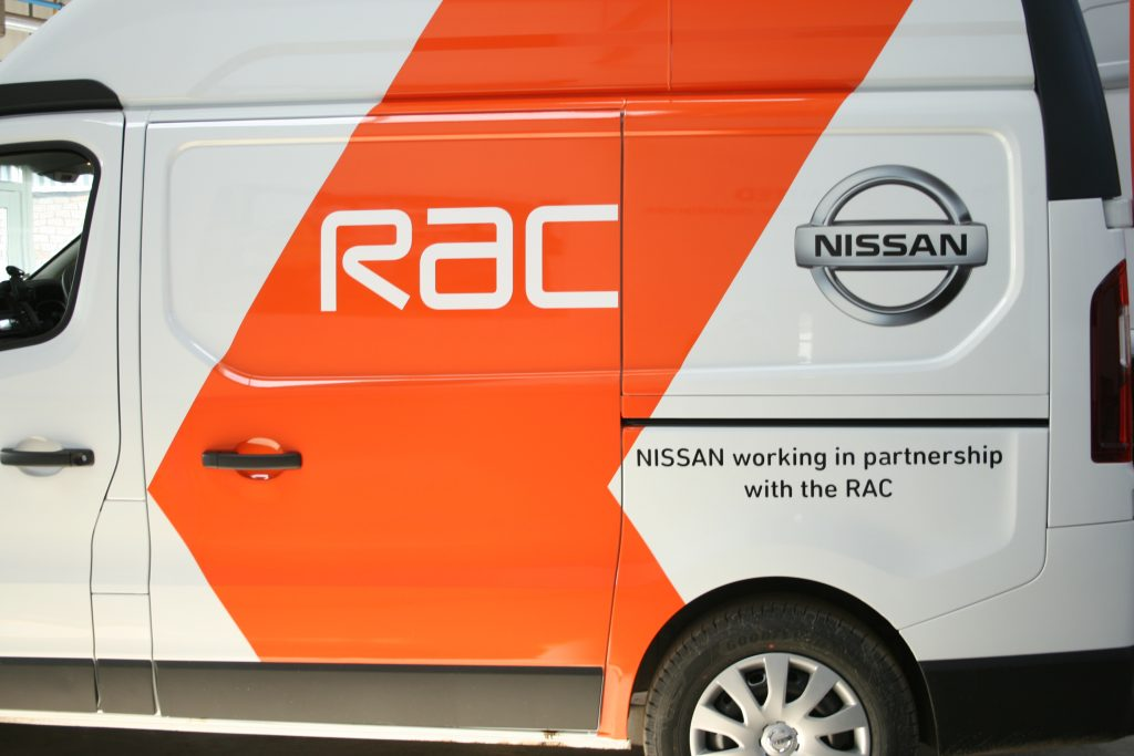 RAC Nissan conversion