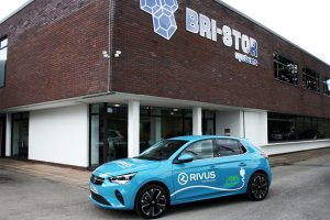 Rivus Wrap electric vehicle